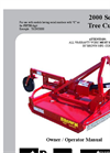 TCO-2505C Open Deck 2000 Series  Tree Cutter- Brochure