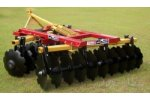 Brown  - Model OSL-900-2422 - Offset Farm & Ranch Disc Harrow