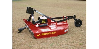 Brown TreeSaw - Model 415 - Rotary Cutter