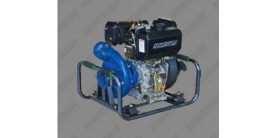 Model WSP80LSY - Portable 3` Diesel High Pressure Water Pump