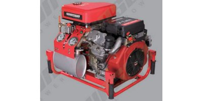 Model BJD18 - Portable Diesel Fire Pump