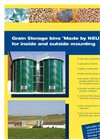 Model ZG/BG - High Capacity Pneumatic Grain Blower Brochure