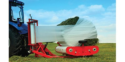 Farm King - Model BW150 - Bale Wrapper