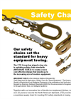 CTD - Safety Chains Datasheet