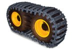 Gunnebo - Model FL15 - Flotation Forest Machine Track