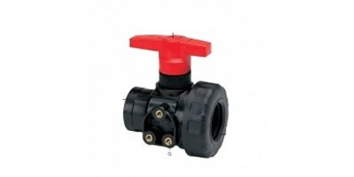 2-Ways Panel Fitting Ball Valve -