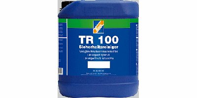 Model TR 100 - Cleaning Chemistry Sour Chemical