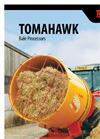Tomahawk - Model 404-505-505XL - Straw Shredders Brochure