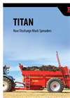 Titan - Model 10 & 12 - Muck Spreaders Brochure