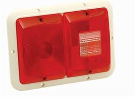 Bargman - Model 30-84-001 - Recessed Double Taillights