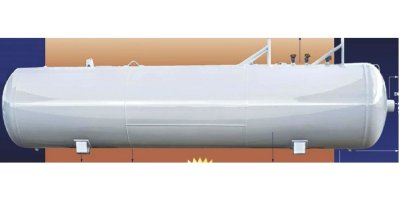 Circle-K - Anhydrous Ammonia Nurse Tanks