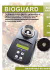 Bioguard - High Performance Portable Moisture Meter Brochure
