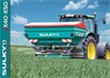 Model X40-X50 - Fertiliser Spreader-Video