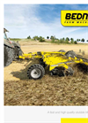 SWIFTERDISC - Model XO_F - Short Compact Disc Cultivator Brochure