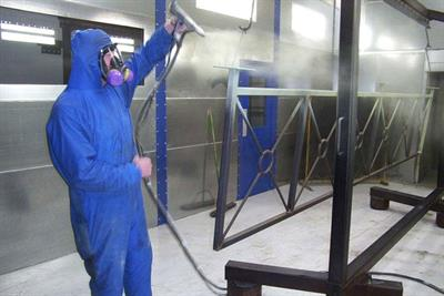 Powder Coating and Liquid Coating Services