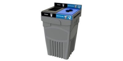 Transition - Model TPM 45 - Configurable Recycling Container