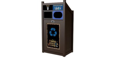 Transition - Model TXZ Series - High-Performance Waste and Recycling Bin