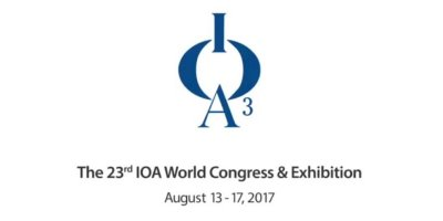 23rd IOA World Congress and Exhibition 2017