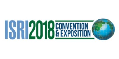 The ISRI Convention and Exposition - 2018