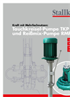 Submersible Centrifugal Pump - Brochure