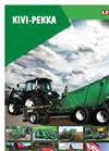 Kivi-Pekka - Slurry Injector - Brochure