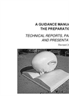 A Guidance Manual on the Preparation of Technical Reports, Papers, and Presentations Publications