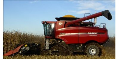 Soucy - Model ST-1000 - Track Systems for Combine Harvesters