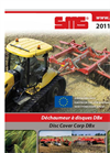 Model DBxS and DBxT - Disc Cover Corp Harrows Brochure