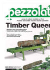 Queen - Model S5 - Horizontal Short Blade Saw Mill Brochure
