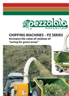 Model PZ 110 - Chipping Machine Brochure