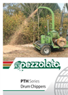 Model PTH 400 - Drum Chipper Brochure
