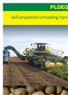 Model AR 6W - Self-Propelled Six-Row Potato Harvester Brochure