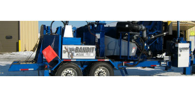 Bandit - Model 1900 - 19 Disc-Style Whole Tree Chippers