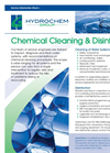 Chemical Cleaning & Disinfection Services Brochure