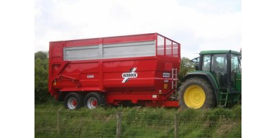 Redrock  - Grain and Silage Tipping Trailers