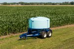 Model TD1200CB Series - Transport Trailer