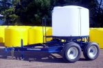 Model TD1700CB Series  - Trailer