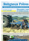 STORM - Model VGX 75/800 - Combined Disc or Rotor Stubble Shares Brochure