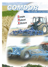 COMDOR - Model CR - Seed Bed Preparation Soil System Brochure