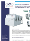 APTUS - Model 34-885 k W - Air and Water Sourced Chiller Brochure