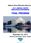 2014 AWRA Annual Conference Brochure