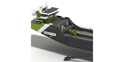 Easydredge - Model Standard - Trailing Suction Hopper Dredgers