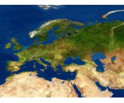 Forecasting Europe's water quality from space