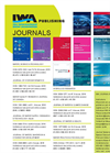 IWA Publishing Journals 2016