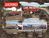 Coil-Tech - Model I-1200 - 1, 5` Blade Spacing Surface Tillage Brochure