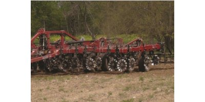 Coil-Tech - Model I-1200 - 1, 5` Blade Spacing Surface Tillage