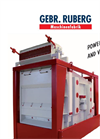 RUBERG - Model Series RUV - Universal Precleaner Brochrue
