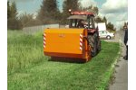 Model EMU 160 - Self-Collecting Flail mower with Container