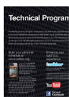 WEFTEC 2011 Technical Program At-a-Glance