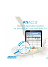 AfiAct - Model II - Cow Heat Detection Leg Tag Brochure